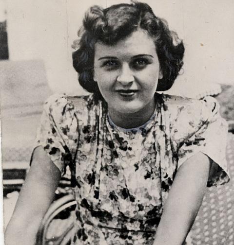 Vợ Hitler - Eva Braun