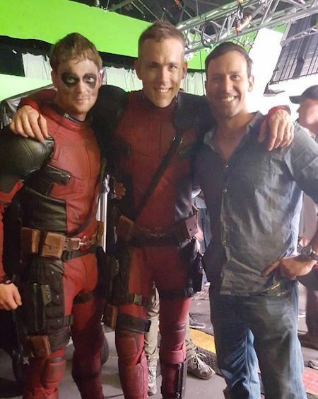 """Will Erichson là người đóng thế cho Ryan Reynolds trong phim """"Deadpool 2"""". Ngoài ra, nam diễn viên này còn góp sức cho nhiều dự án khác như """"Wayward pines"""" hay """"Supernatural""""."""