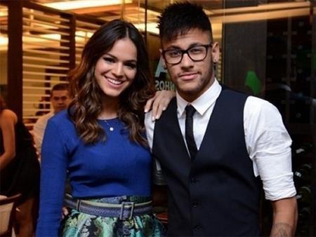 Neymar và Bruna Marquezin đã có năm năm gắn bó