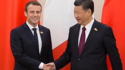 Pháp cũng chọn Trung Quốc hướng tới tình hình kinh tế khởi sắc để phát triển kinh tế thời Brexit và American First.