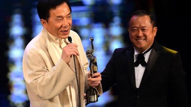Tăng Chí Vỹ và Thành Long từng đảm nhiệm chức vụ Hội trưởng Hiệp hội diễn viên Hong Kong