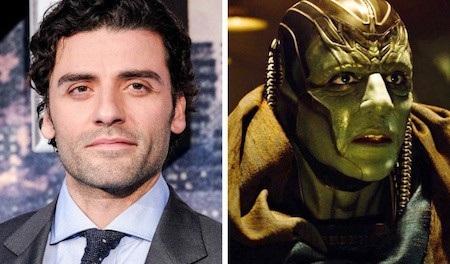 """Ở ngoài thì rất mực bảnh bao, lịch thiệp nhưng Oscar Isaac vẫn dễ dàng hoá thân thành ác nhân Apocalypse trong """"X-Men: Apocalypse"""""""