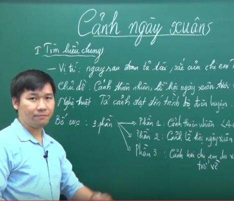 Thầy giáo Nguyễn Phi Hùng.