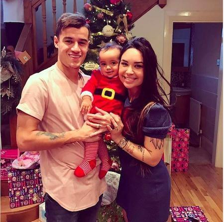 Gia đình chính là động lực thi đấu hàng đầu của Coutinho