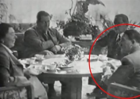 Bằng chứng Hitler trốn qua đường hầm, được nhà giàu giúp đỡ - 7