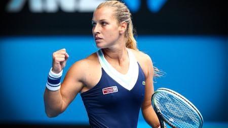 Cibulkova là tay vợt Slovakia đầu tiên đi được tới vòng tứ kết của cả bốn giải Grand Slam. Theo đuổi trường phái tấn công trên sân nhưng ở ngoài đời, tay vợt nữ này lại hết sức xinh đẹp, quyến rũ và khiến cho nhiều fans nam phải lưu luyến không quên.
