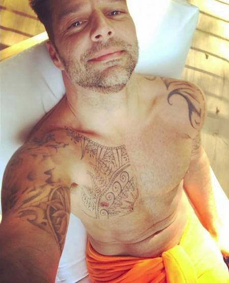 """Ricky Martin vẫn luôn quyến rũ """"vạn người mê"""""""