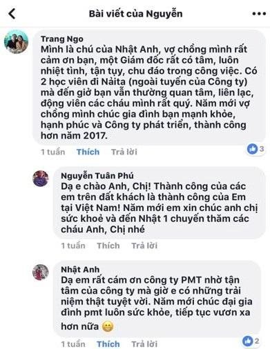 """Những dòng tâm sự trên facebook của phụ huynh gửi lời cảm ơn """"thầy"""" Phú"""