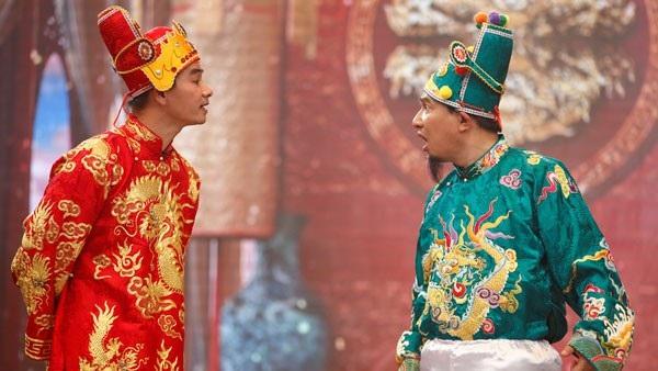 Vân Dung tiết lộ, Quang Thắng từng bỏ tập Táo quân vì bị Xuân Bắc, Công Lý trêu chọc...