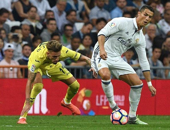 C.Ronaldo đang thể hiện phong độ khá tồi tệ