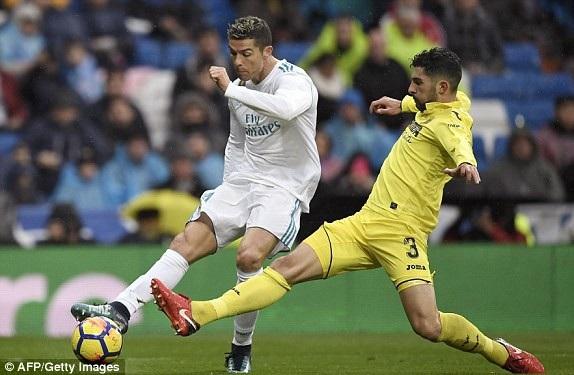C.Ronaldo đã bỏ lỡ quá nhiều cơ hội ở trận đấu này