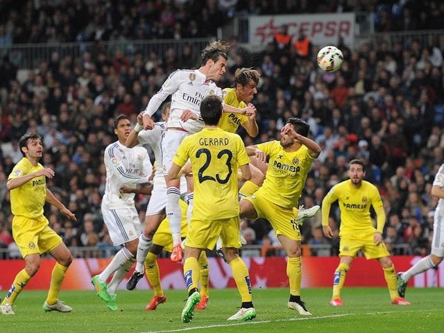 Real Madrid luôn gặp nhiều khó khăn khi đối diện Villarreal