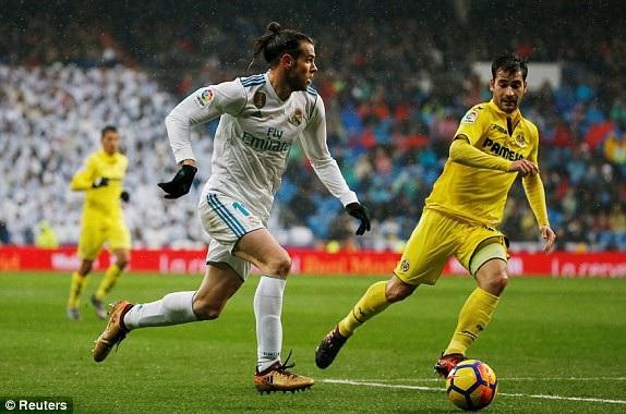 Bale đã có một trận đấu gây thất vọng quá lớn