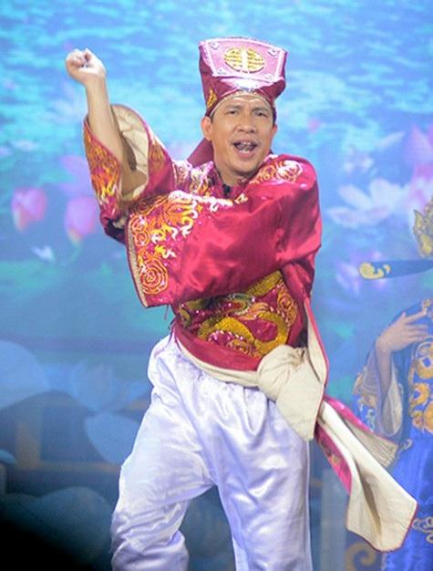 Táo Quang Thắng hứa sẽ không... tụt quần áo để ăn mừng...