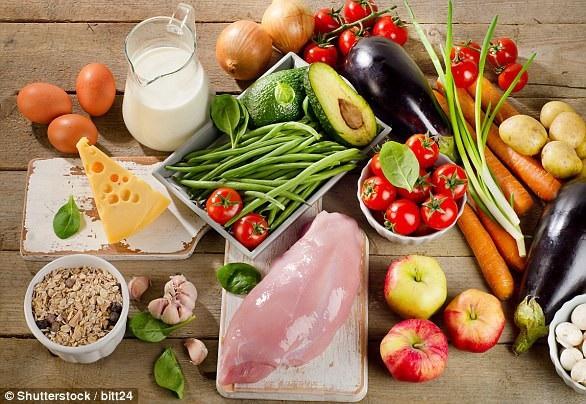 5 mẹo tăng cân lành mạnh khi bầu bí - 1