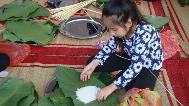 Tái hiện các phong tục Tết xưa tại Hoàng Thành Thăng Long - 3