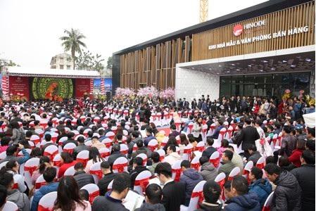 Sự kiện thu hút hơn 500 khách hàng tham dự