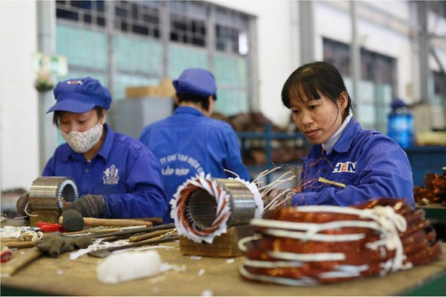 """Bộ trưởng Đào Ngọc Dung: """"Cần ràng buộc doanh nghiệp FDI sử dụng lâu dài lao động"""" - 3"""