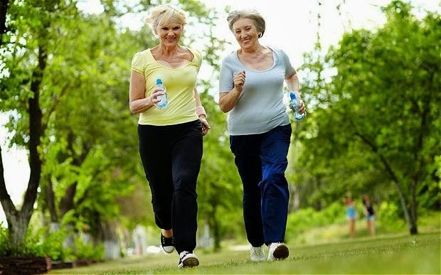 Người cao tuổi có thể dựa vào tập thể dục để giảm thiểu sự ốm yếu tàn tật - 1