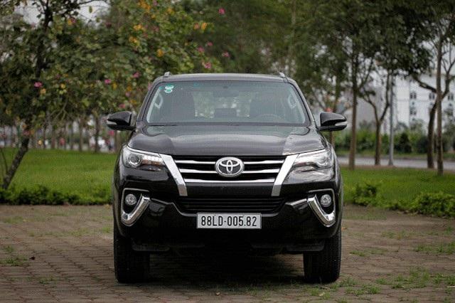 Toyota Fortuner đã không còn trong top 10 mẫu xe bán nhiều nhất tháng không phải vì lí do người tiêu dùng không quan tâm.