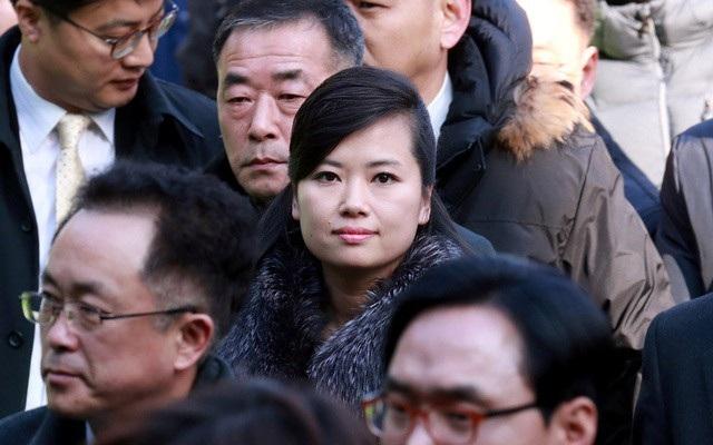 Trưởng phái đoàn Triều Tiên Hyon Song-wol tới thủ đô Seoul ngày 21/1 (Ảnh: Reuters)
