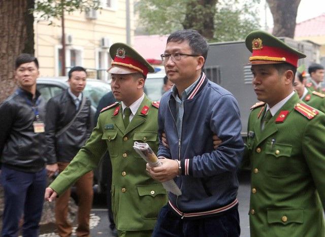 Trịnh Xuân Thanh và vai trò xuyên suốt trong Hợp đồng sai phạm.