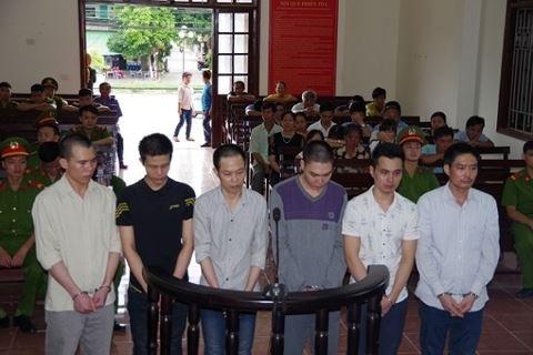 Các đàn em và đồng phạm của Đào Văn Soái đã bị đưa ra xét xử hồi tháng 7-2017