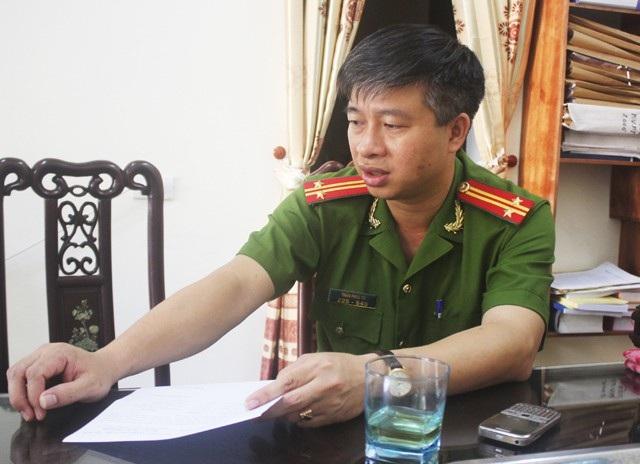 Trung tá Trần Phúc Tú - Trưởng Công an huyện Tương Dương: Tình trạng phụ nữ Việt Nam trốn đi lấy chồng Trung Quốc rồi đưa con về sẽ tiềm ẩn nhiều nguy cơ về an ninh, trật tự