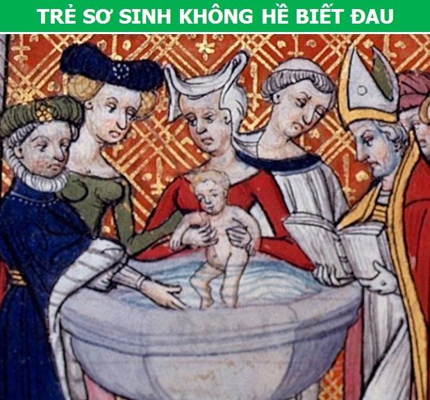 Người Trung Cổ từng tin rằng có người tí hon sống trong tinh trùng của nam giới - 1
