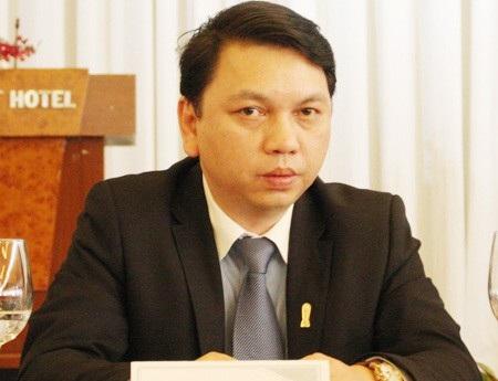 TTK VFF Lê Hoài Anh (ảnh: Trọng Vũ)
