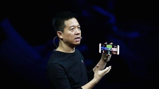 Người sáng lập LeEco, tỷ phú Jia Yueting hiện đang bị CSRC yêu cầu trở lại Trung Quốc để trả khoản nợ hơn 1,6 nghìn tỷ đồng. (Nguồn: VCG | Getty Images)
