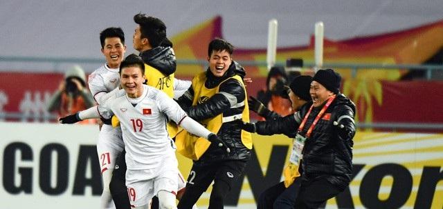 U23 Việt Nam ghi khá nhiều bàn thắng, trong đó có nhiều bàn thắng đẹp tại giải U23 châu Á năm nay