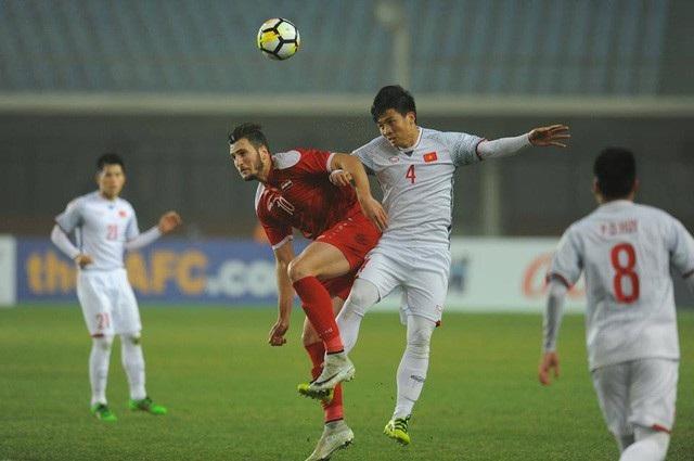 Vượt qua nhiều đội bóng Tây Á kể từ đầu giải, U23 Việt Nam giờ không còn ngán U23 Qatar