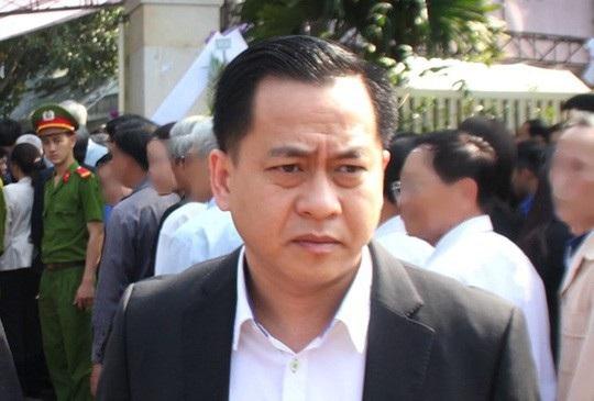 Bị can Phan Văn Anh Vũ đang bị khởi tố về tội cố ý làm lộ bí mật nhà nước.