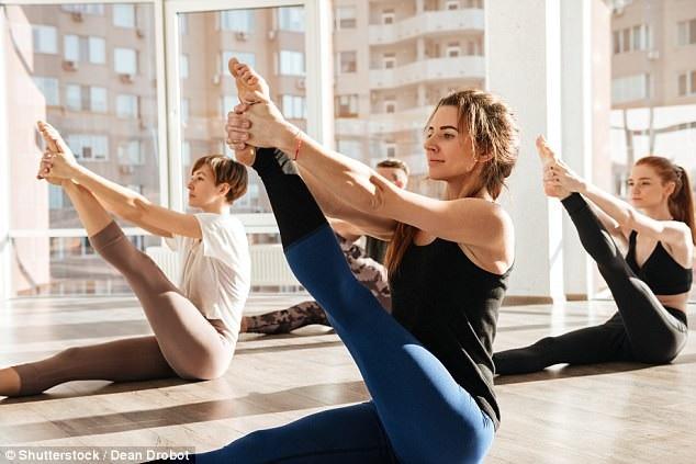 Nghiên cứu trước đây cho thấy tập yoga ở 40oC cải thiện lưu lượng máu ở người lớn trung niên chỉ sau 2 tháng