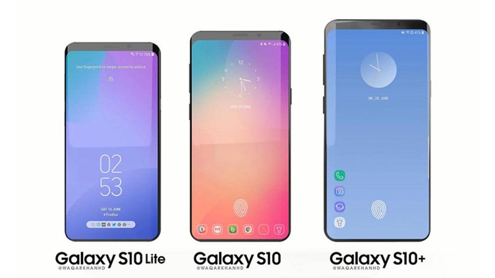 Phác họa chân dung Samsung Galaxy S10 qua các tin đồn