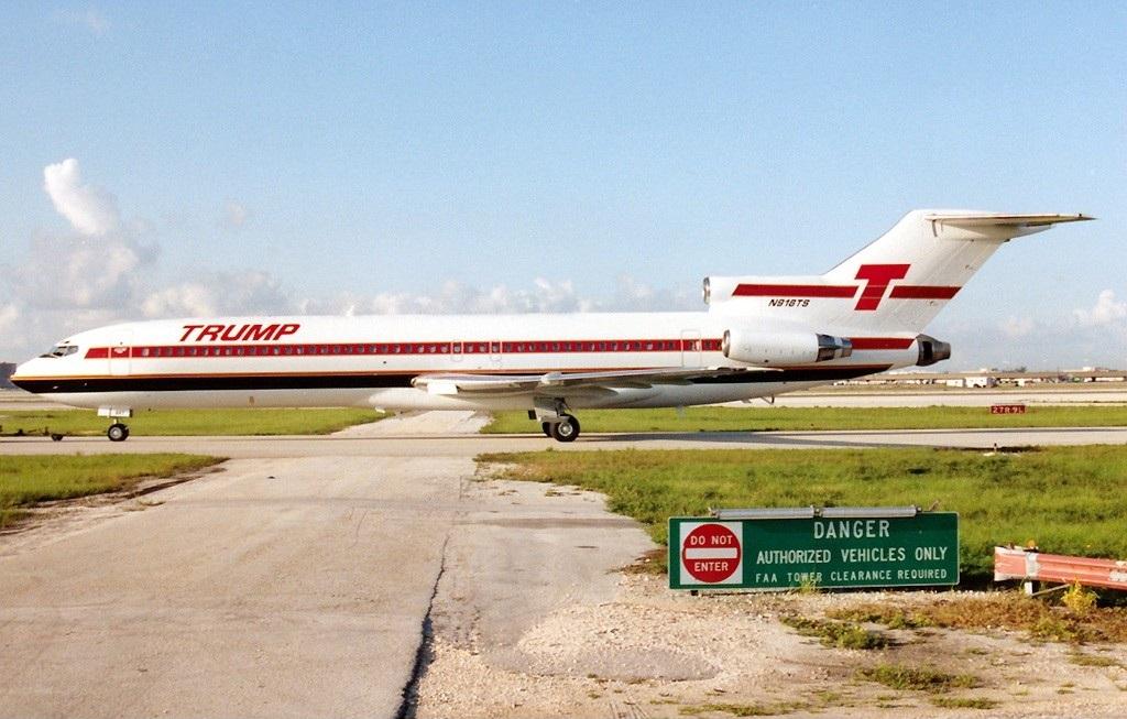 Điều ít biết về hãng hàng không mang tên Trump