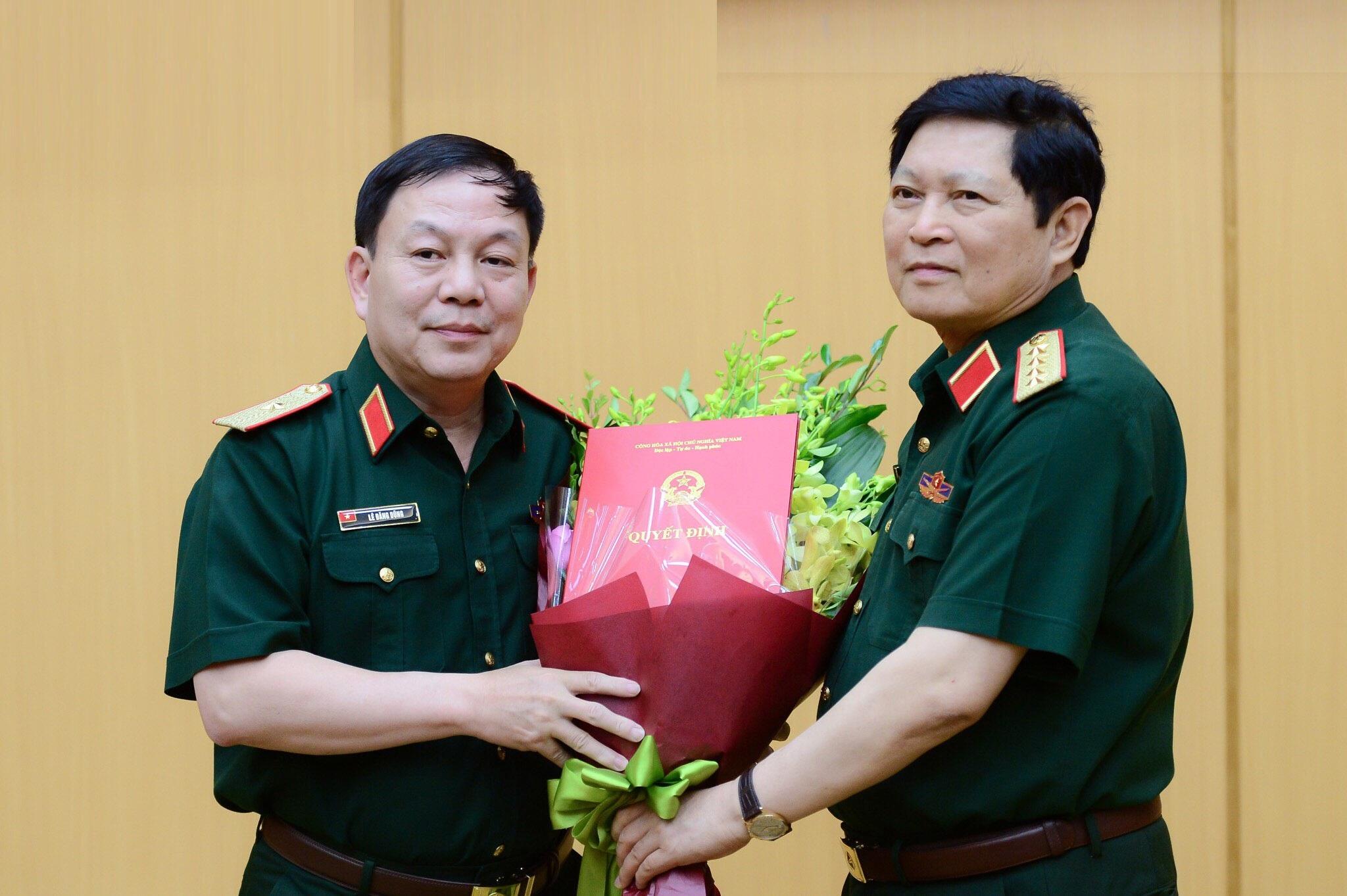 Thủ tướng giao quyền Chủ tịch - Tổng Giám đốc Viettel cho Thiếu tướng Lê Đăng Dũng
