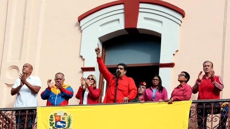Venezuela lệnh đóng đại sứ quán và toàn bộ lãnh sự quán ở Mỹ