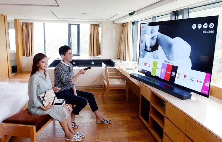Năm mới: Chọn TV 4K OLED để đón đầu công nghệ