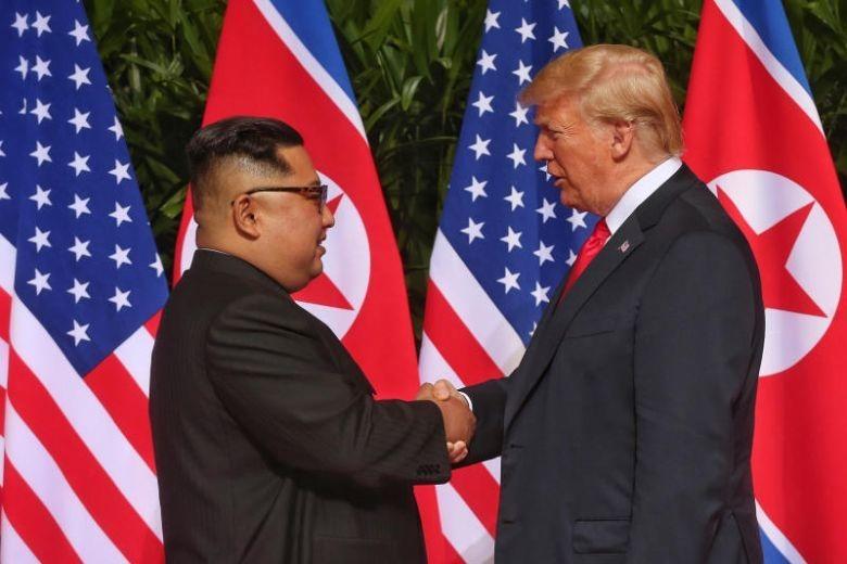 Ông Trump công bố địa điểm gặp thượng đỉnh lần hai với ông Kim Jong-un