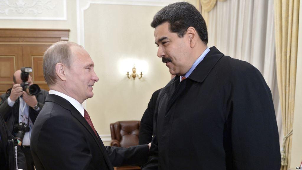 """Venezuela khủng hoảng, Nga có thể """"mất trắng"""" hàng tỷ USD và đồng minh lâu năm"""