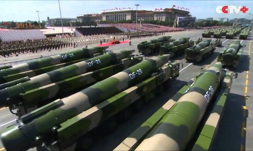 """Khả năng """"sát thủ diệt hạm"""" của Trung Quốc đánh chìm tàu sân bay Mỹ"""