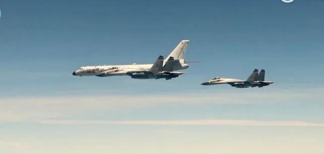 """Trung Quốc tung video máy bay chiến đấu """"nắn gân"""" Đài Loan"""