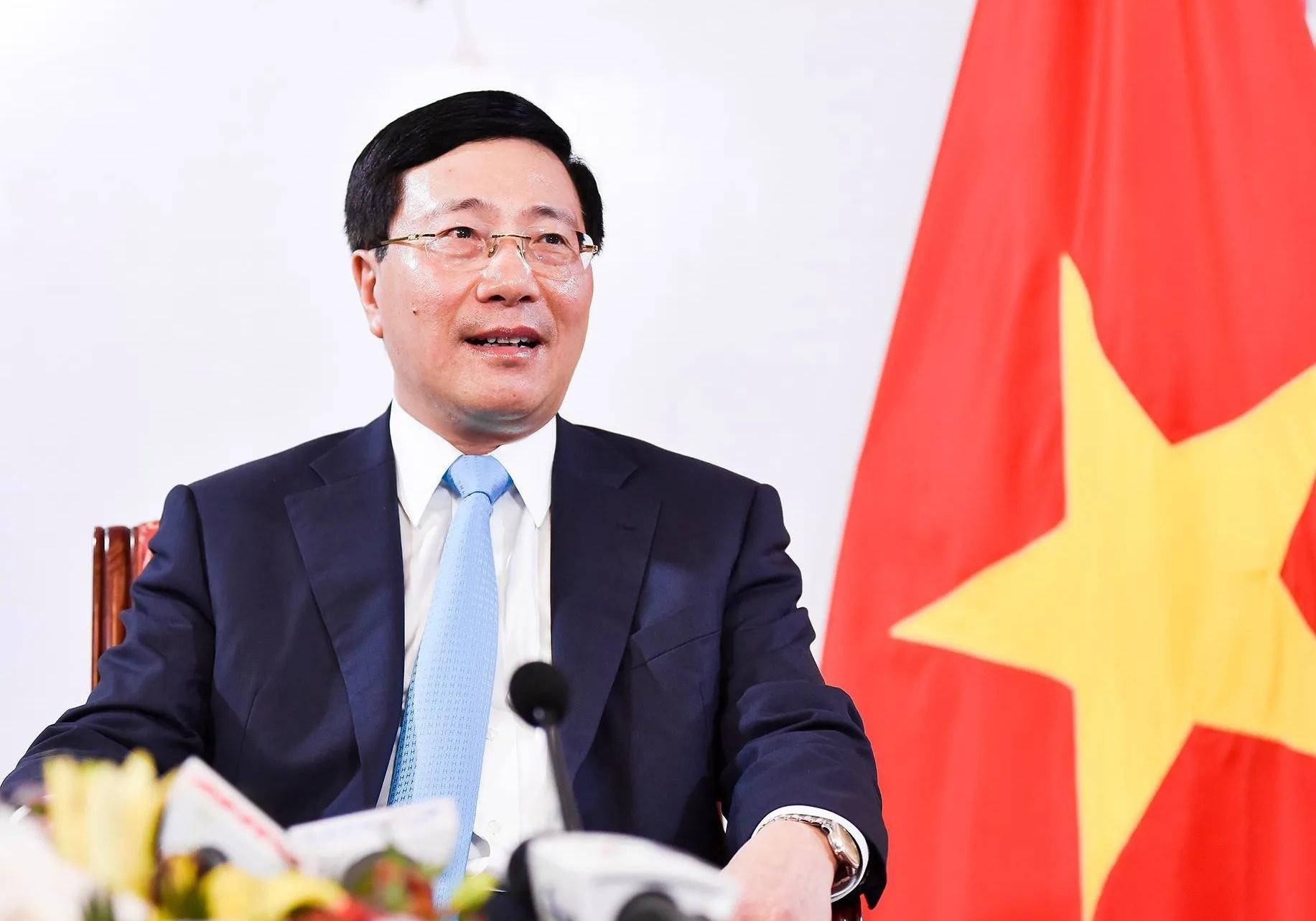 """Phó Thủ tướng: """"Bộ đội Việt Nam tạo niềm tin tại khu vực xung đột thế giới"""""""