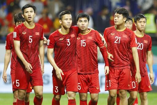 Sau Asian Cup 2019, đội tuyển Việt Nam vươn lên thứ 99 thế giới