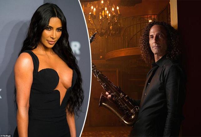 Huyền thoại saxophone Kenny G biểu diễn phục vụ riêng Kim Kardashian