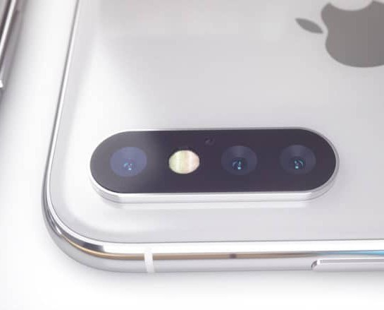 iPhone 2019 sẽ sở hữu 3 camera ở mặt sau, cổng kết nối USB-C?