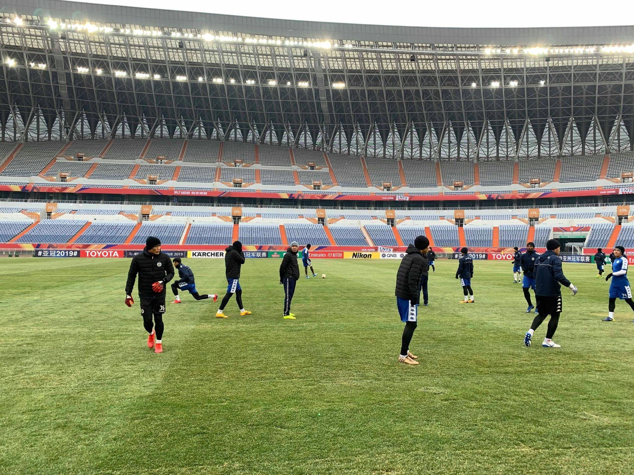 Shandong Luneng - Hà Nội FC: Chờ tấm vé lịch sử