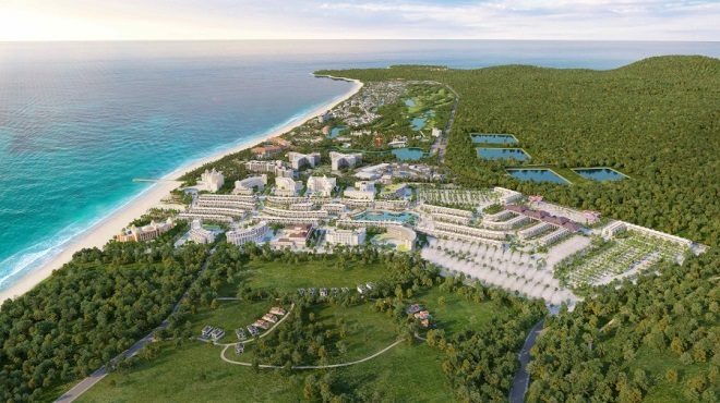 Phối cảnh dự án Grand World Phú Quốc